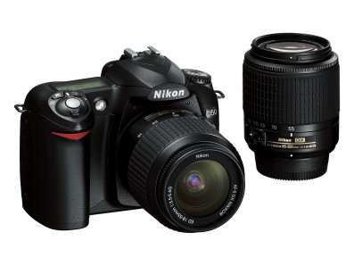 Nikon's double DSLR whammy