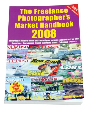 The Freelance Photographers Market Handbook 2008