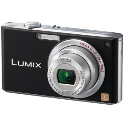 Panasonic Lumix DMC-FX33 black
