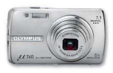 Olympus Mju 740