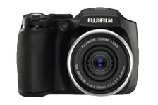 Fujifilm FinePix S5700 front