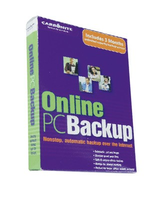 Carbonite Online PC Backup