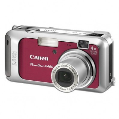 Canon PowerShot A460