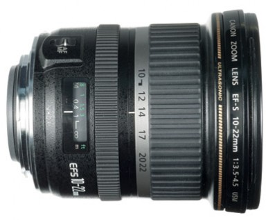 Canon EF-S 10-22mm f/3.5-4.5 USM