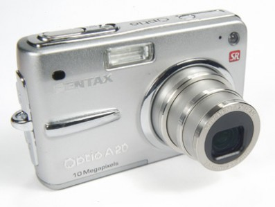 Pentax Optio A20