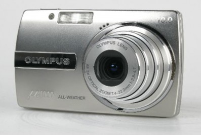 Olympus Mju 1000