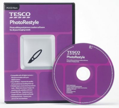 Tesco PhotoRestyle