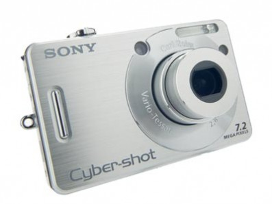 Sony Cyber-shot DSC-W70