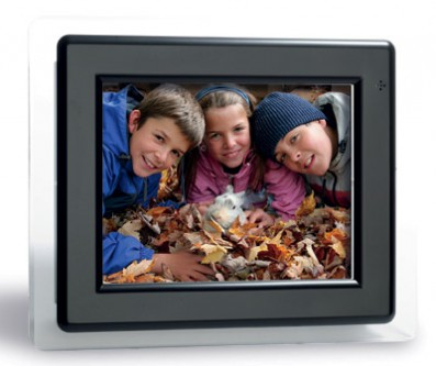 My Media 8 inch Digital Photo Frame