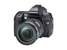 Olympus E-3