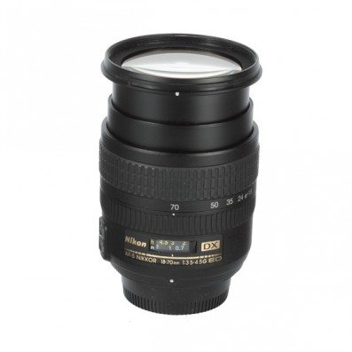 Nikon AF-S 18-70mm G ED IF