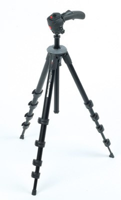 Manfrotto Modo 785B tripod review