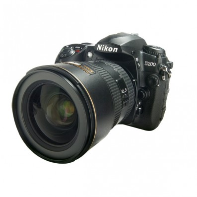 Nikon D200