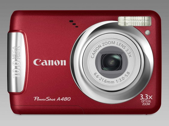 Canon PowerShot A480