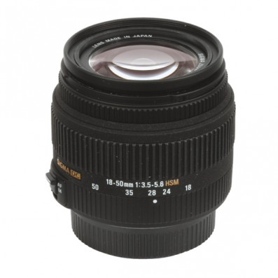 Sigma 18-50mm f3.5 DC HSM