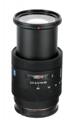 Sony Zeiss Vario Sonnar 16-80mm f/3.5-4.5