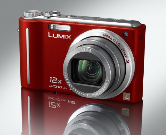 Panasonic TZ7 Red | News | What Digital Camera