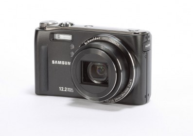 Samsung WB550 review product image