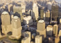 How to fake tilt shift in Photoshop to make scenes miniature in appearance