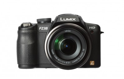 Panasonic Lumix FZ38 product image front face on