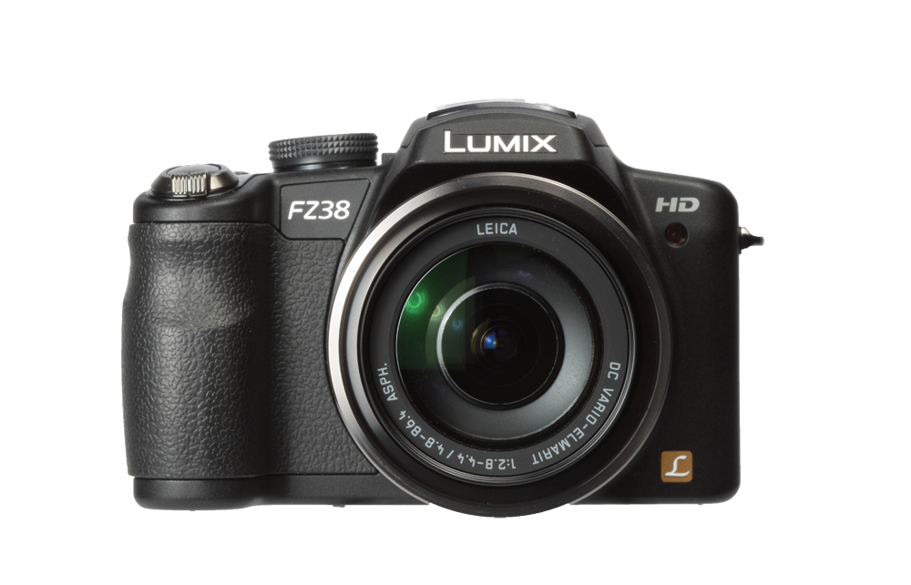 Lumixfz38 User Manual