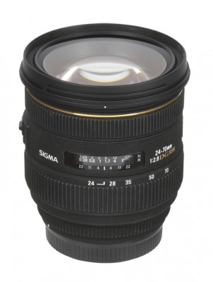 Sigma 24-70mm f/2.8 IF EX DG HSM lens review