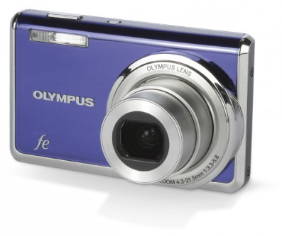 Olympus FE-5020 product shots_front view