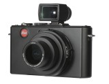 Leica D-Lux 4 product image - front side with viewfinder