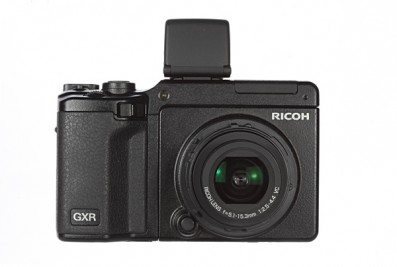 Ricoh GXR review 24-72mm lens unit