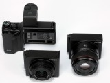 Ricoh GXR review camera concept 50mm macro & 24-72mm units