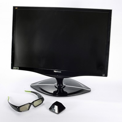 NVIDIA 3D Vision &amp; Viewsonic 120hz Monitor