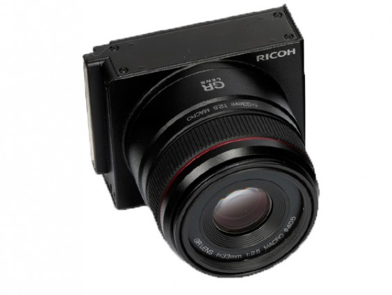 Ricoh GXR review 50mm f/2.5 macro standalone