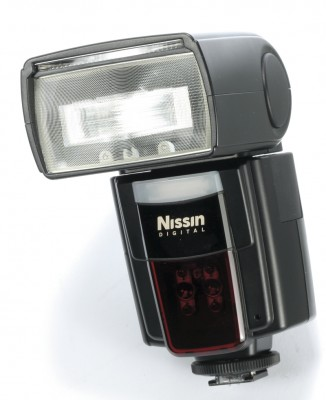 Nissin Di866 flash