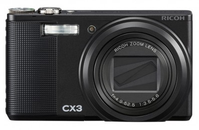Ricoh CX3 front | Reviews | What Digital Camera