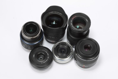MFT Lens Group
