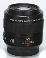 Panasonic Leica DG Macro-Elmarit 45mm f/2.8 Aspherical