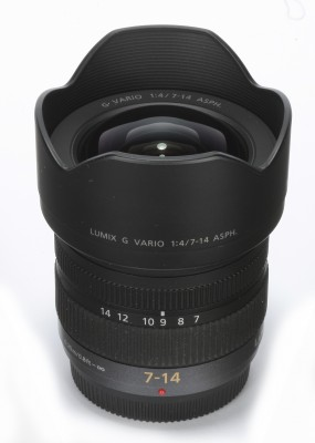 Panasonic Lumix G Vario 7-14mm f/4.0 Aspherical