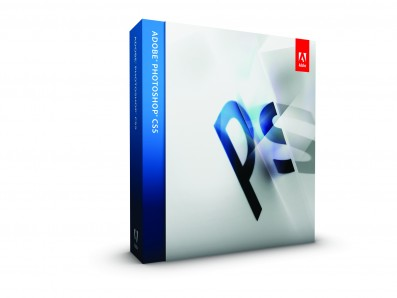 Adobe Photoshop CS5 Boxshot