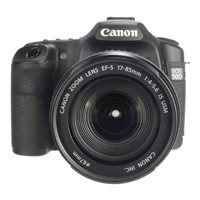 Canon EOS 500D digital SLR camera