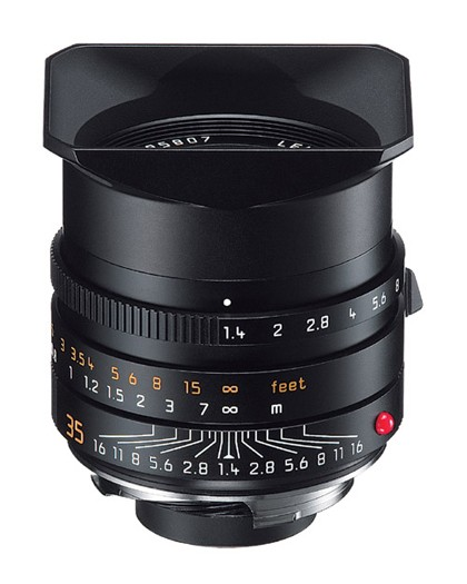 Leica Summliux 35mm | News | What Digital Camera