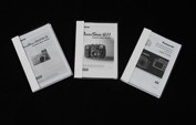Camera manuals