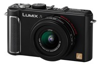 Enthusiast compact camera