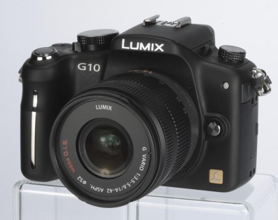Panasonic G10 review