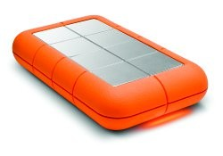 external hard drives LaCie Rugged