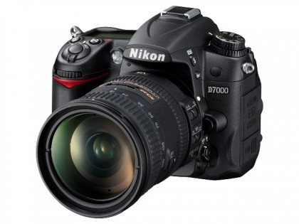 Nikon D7000 semi-pro DSLR launched