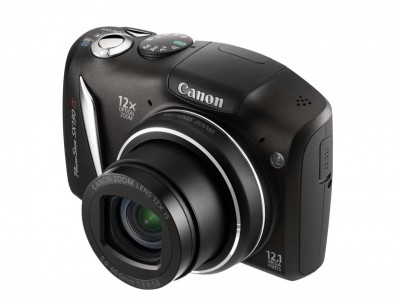 Canon PowerShot SX130 IS product shot
