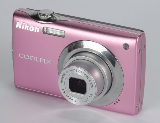 Nikon S4000 review images