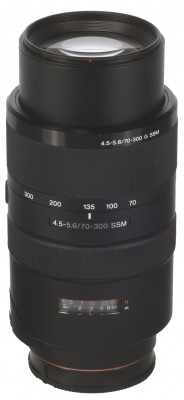 Sony 70-300mm lens review