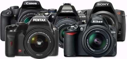 Christmas Buying Guide - Entry-level DSLRs