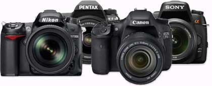 Christmas Buying Guide - Advanced DSLRs
